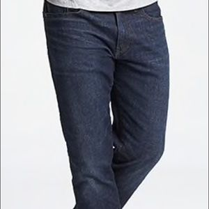 GAP Jeans Straight scut 36/30 Resin Rinse color